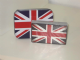 Union Jack Playing Cards in a Metal Storage Tin